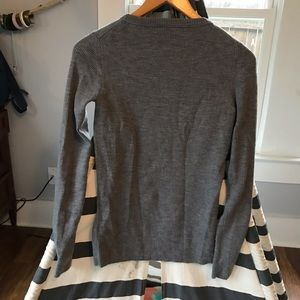 J. Crew Sweaters - J. Crew Thermal Style Sweater 💫 Gray 💫 Small